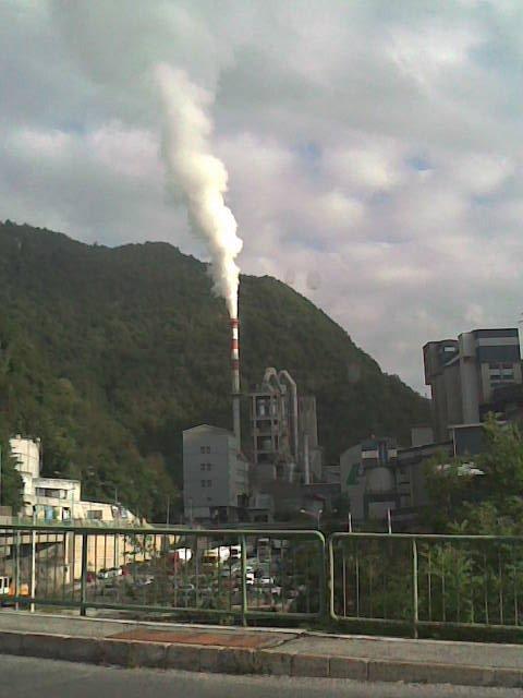 Zagon proizvodnje v Lafarge Cementu, 10. avgust 2010