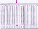 Prva stran trajnih meritev za 23. marec 2011